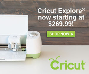 Get the Cricut Explore for Les...