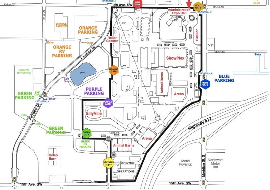 WA State Fair map