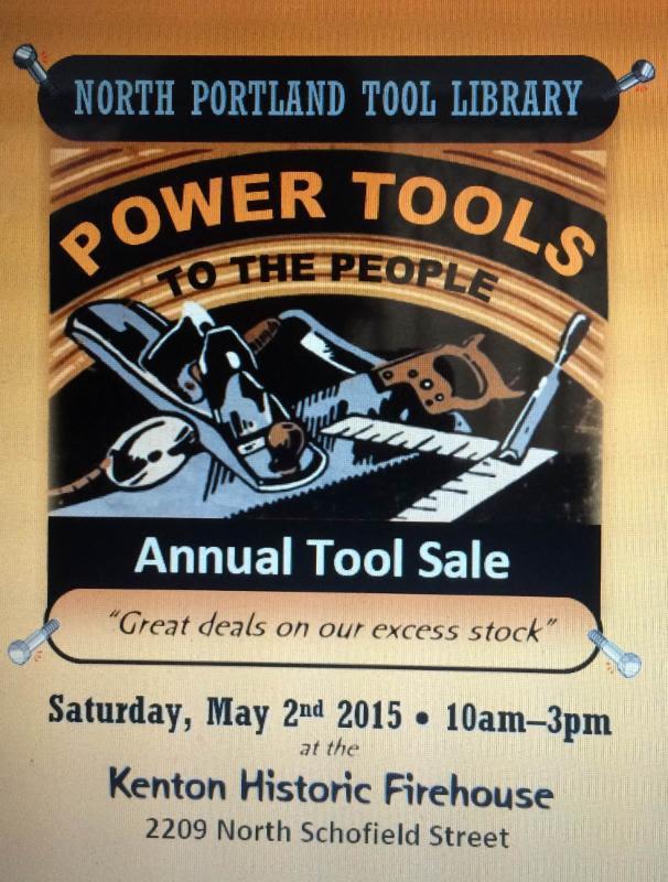 Tool Sale Flyer