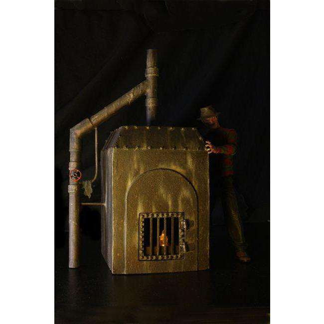 Image of Nightmare on Elm Street Freddy's Furnace Diorama