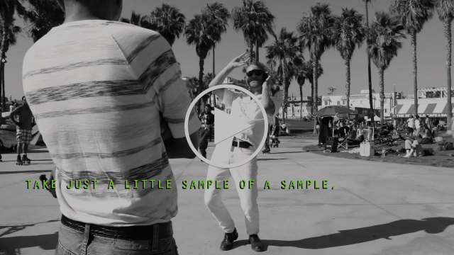 EL VY - I'm The Man To Be (Lyric Video)