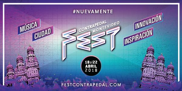 Fest Contrapedal/Montevideo