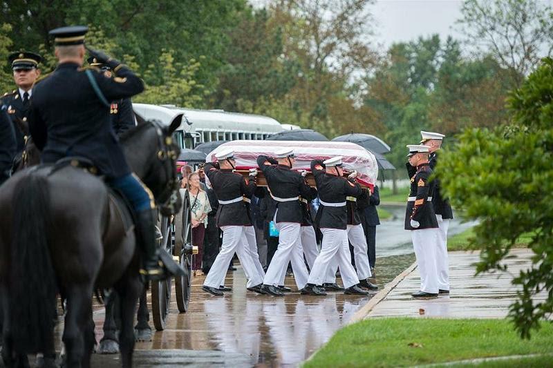 2_Tang Le John A House II at Arlington Cemetery 9.27.2018. pic 2