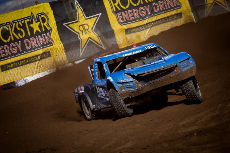 Brandon Arthur, MAVTV, Stronghold Motorsports, Toyo Tires, Bink Designs