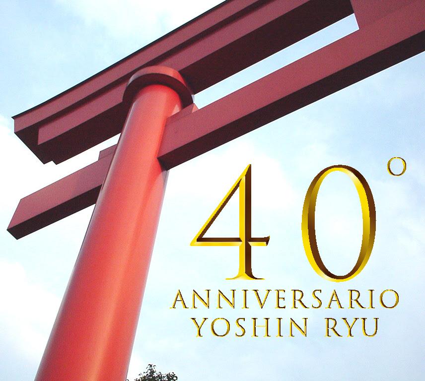 Quarantennale Yoshin Ryu