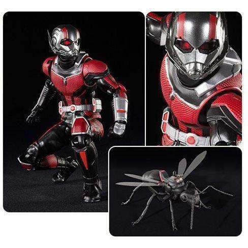 Image of Ant-Man and the Wasp S.H.Figuarts Ant-Man & Ant Set