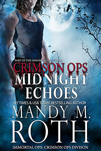 Cover for 'Midnight Echoes'