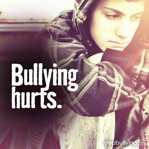 Bullying Hurts. StopBullying.gov.