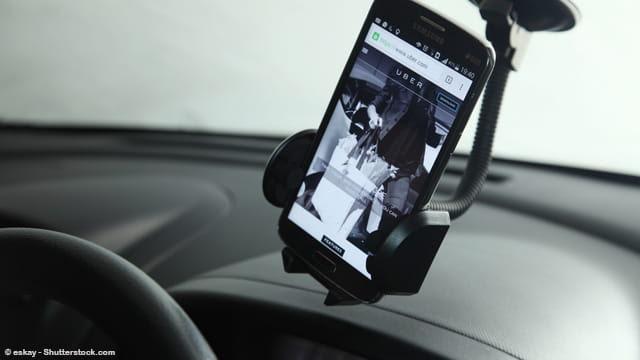 Uber para iPhone