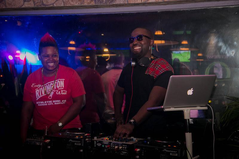 DJ Lamboghini and DJ Caise