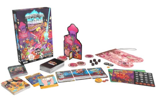 Epic Spell WarsTM of the Battle Wizards: Panic at the Pleasure Palace