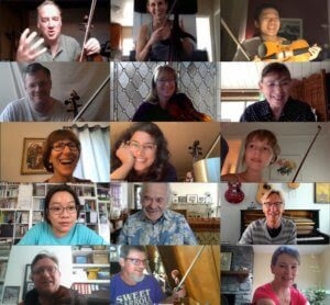Blues Fiddle Guided Practice Session