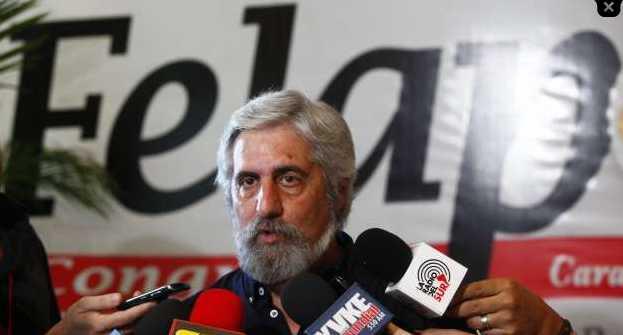 Juan Carlos Camaño, presidente de la Felap.