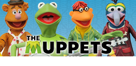MUPPETS SELECT FIGURES