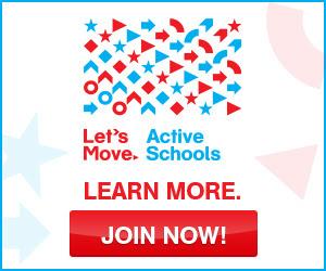 Let's Move. Active Schools.
