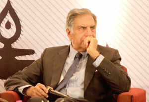 India needs to overcome 'white hair syndrome', Ratan Tata says
