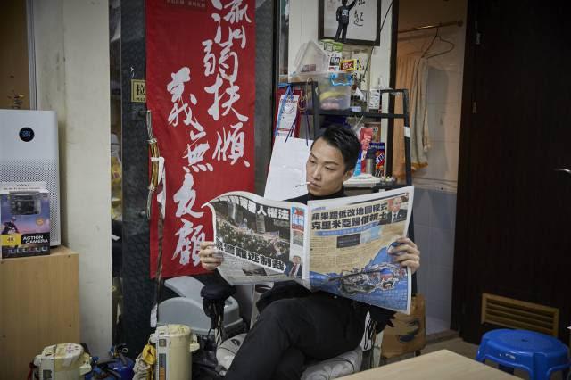 Hong Kong, crónica de una rebelión