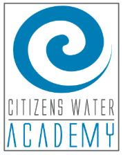 """Citizens Water Academy"" logo"
