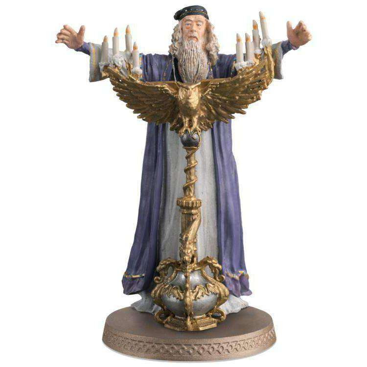 Image of Harry Potter Wizarding World Figurine Collection #1 Professor Dumbledore - MARCH 2019