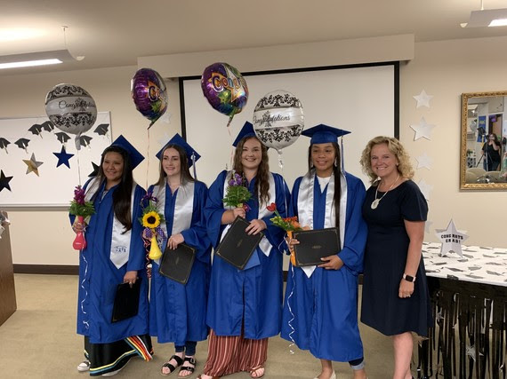 Girls School Graduation 8-8-19
