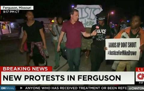 VIDEO: Terrorists are Here in America: ISIS Comes to Ferguson, Missouri