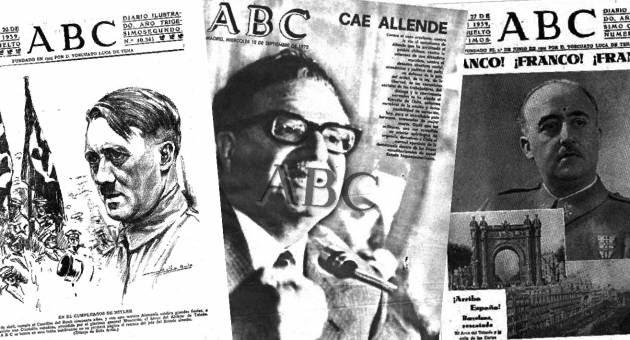 ABC de España promueve plan golpista
