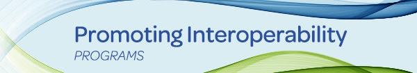 promoting interoperability programs