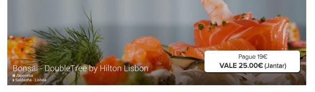 Bonsai - DoubleTree by Hilton Lisbon