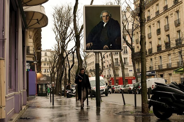 Artist-Replaces-Billboard-Ads-with-Classic-Art-in-Paris-9