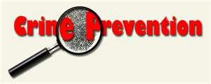 Help Prevent Crime!