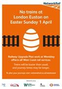 Euston poster Easter 2018