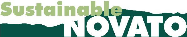 sustainable novato logo