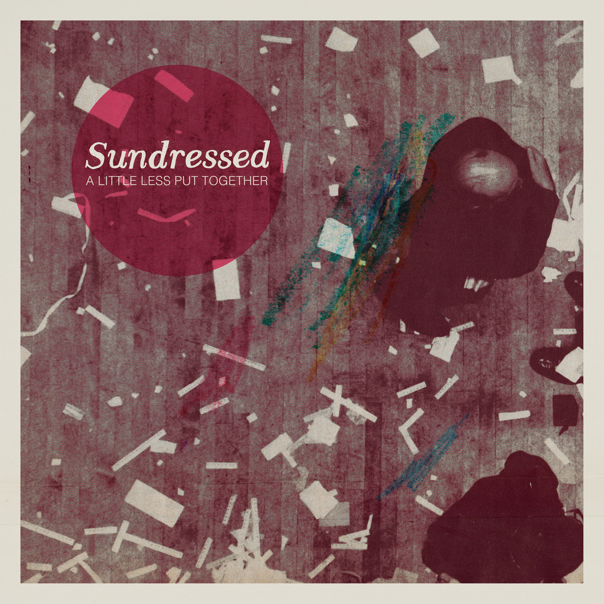sundressed a little less put together cover