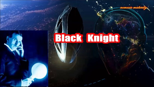 Black Knight Satellite - The Hidden Code