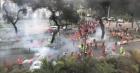 Перу: власти ответили на забастовку насилием и арестами