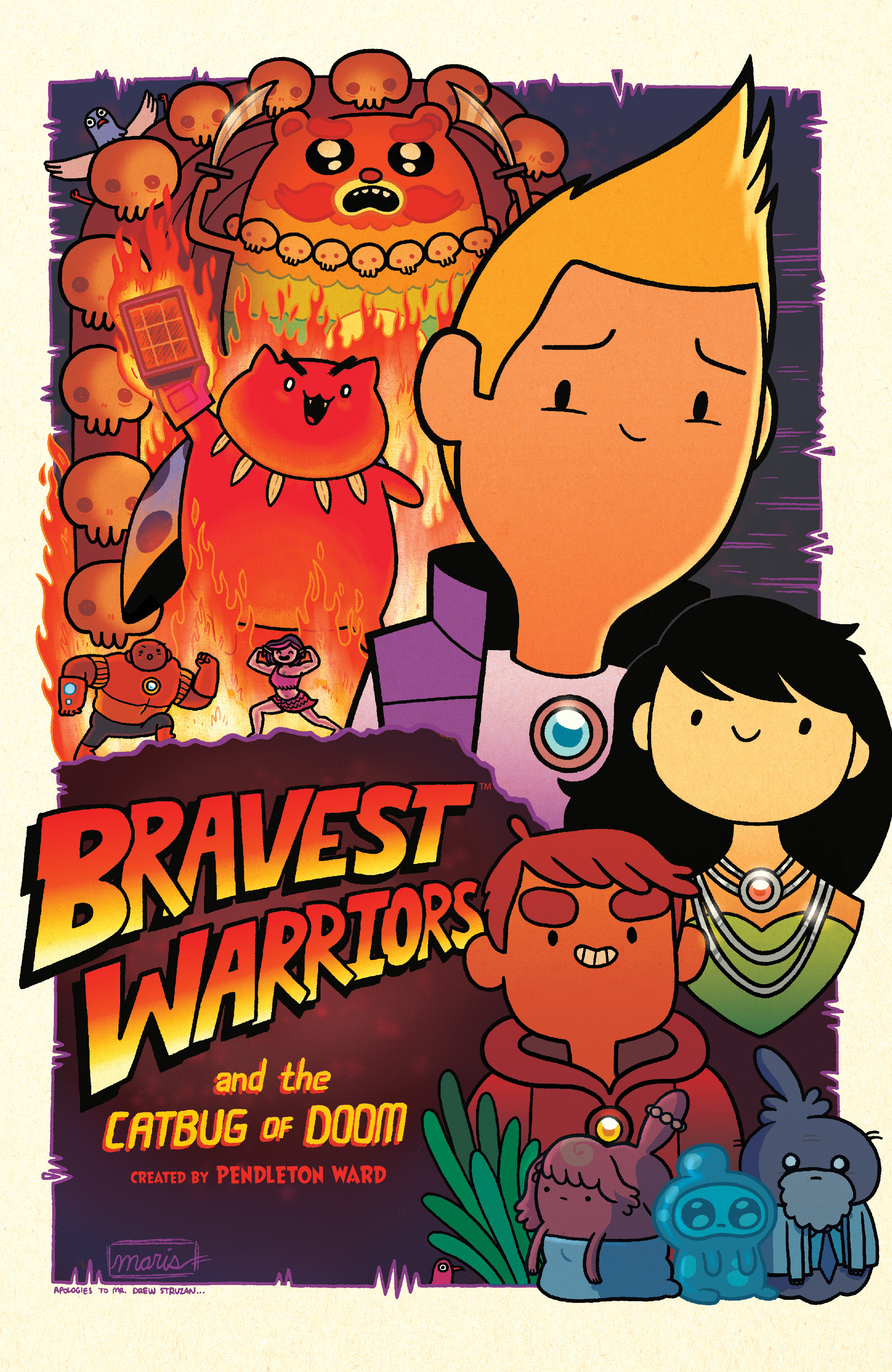 Bravest Warriors #25 Cover B