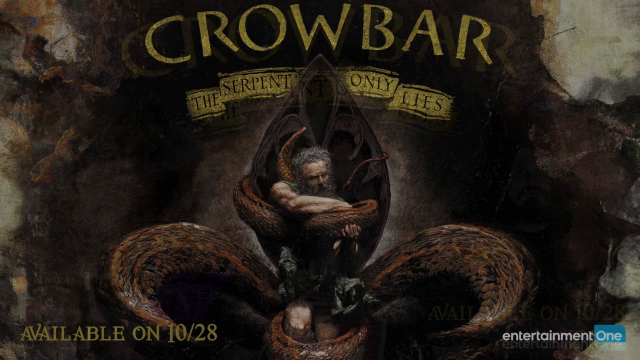 Crowbar - The Serpent Only Lies Out 10.28