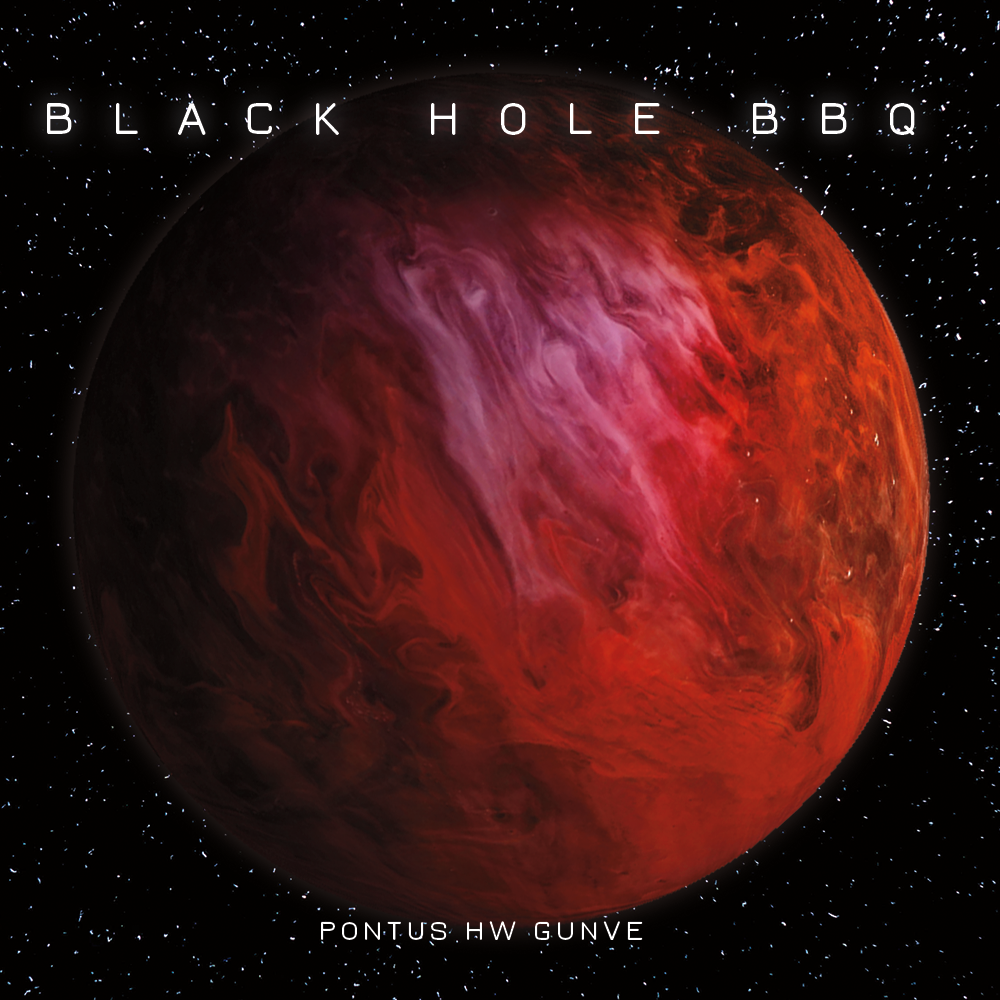 Black Hole BBQ - CD cover