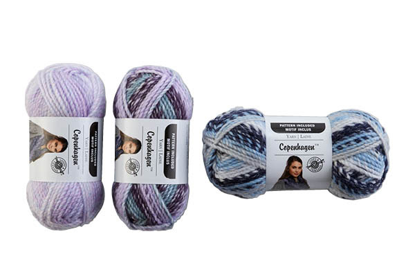 Copenhagen™ Yarn by Loops & Threads®