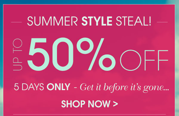Save Up to 50% OFF Summer Style at Marisota.co.uk