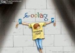 Goolag - A.F. Branco Cartoon