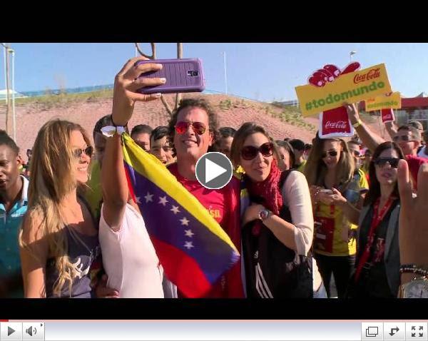 ¡Carlos Vives ya está¡ en Brasil! Y tú #ComoLaVives