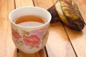 Chá de banana – Benefícios e propriedades
