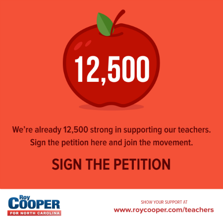 12,500 for Teachers