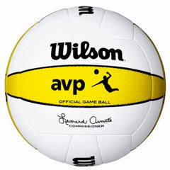 Top Ten Volleyball Gifts - Wilson AVP Official Game Ball