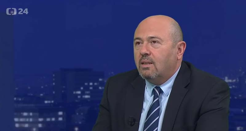 Israeli Ambassador to Russia Gary Koren