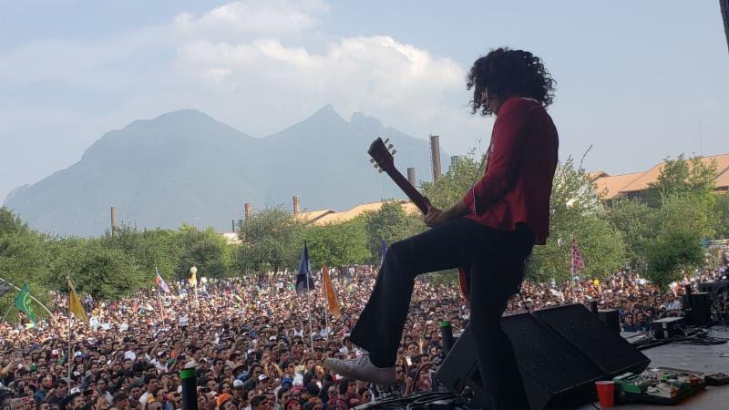 Enjambre - Pa_l Norte Festival _Monterrey_