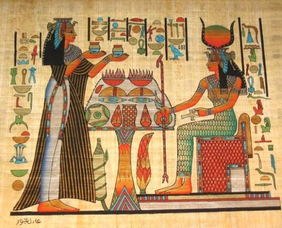 Egyptian Paintings -5