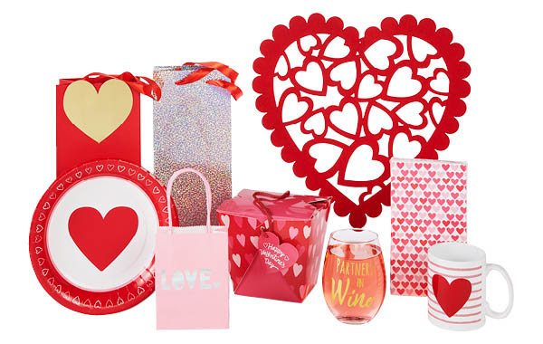 ALL Valentine's Day Party & Packaging