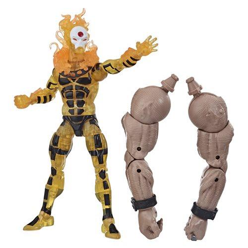 Image of X-Men Age of Apocalypse Marvel Legends 6-Inch Sunfire Action Figure(BAF Sugar Man)- MAY 2020